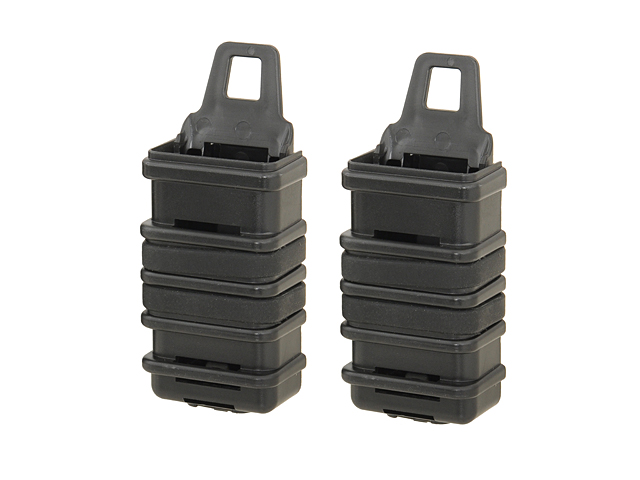 CM FAST type Magazine Pouch Holster Set for MP7 Mags - BK
