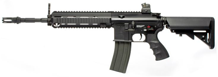 G&G Top Tech TR4-18 Full Metal Blowback Carbine AEG Rifle