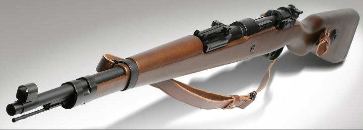 G&G G980 ( Kar98k ) Bolt Action Gas Rifle - Real Wood Furniture