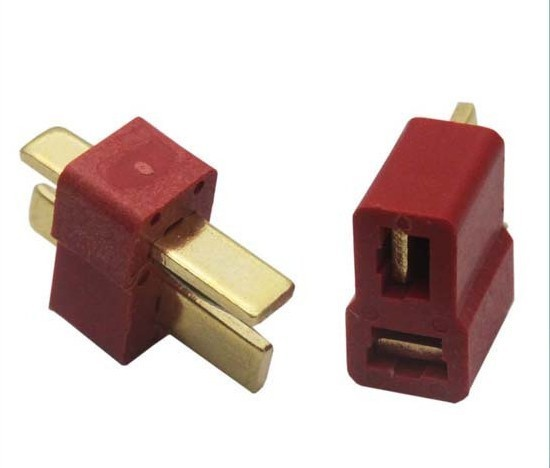 Dean Style Plug/Connector Male and Female