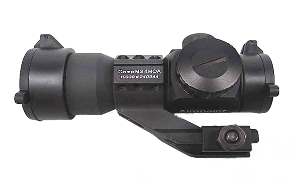 CM AIMPOINT STYLE COMP M3 - 1X30 RED GREEN BLUE DOT SIGHT SCOPE