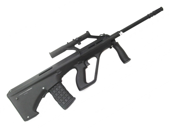GHK Steyr AUG A2 Bullpup Gas Blowback Rifle