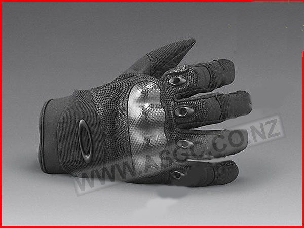 China Made Oakley Style Hard Knuckle Gloves