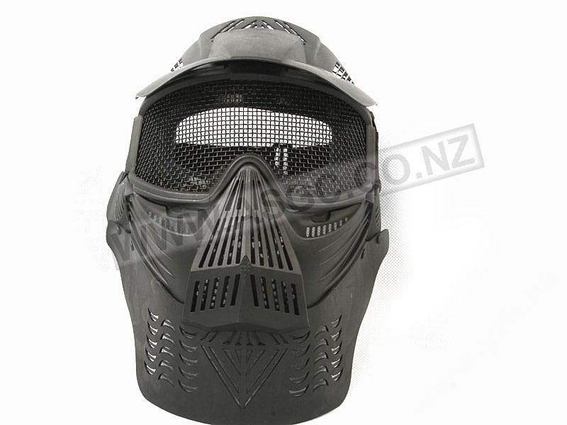 CM Mesh Eye Protection and Full Face Mask