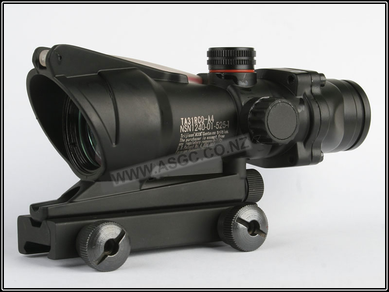 When the Patent Runs Dry: Trijicon's ACOG Up for Grabs