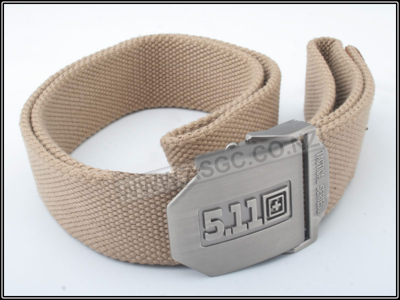 511 style Tactical Belt Tan