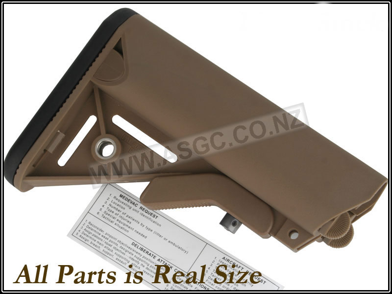 China Made Crane Stock Tan - For GBB Only