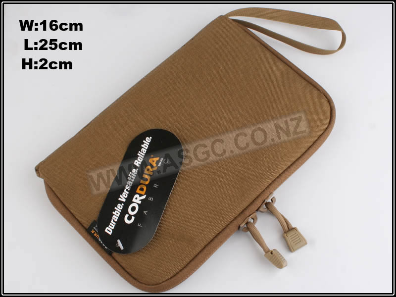 China Mae Soft Handgun Case - CB