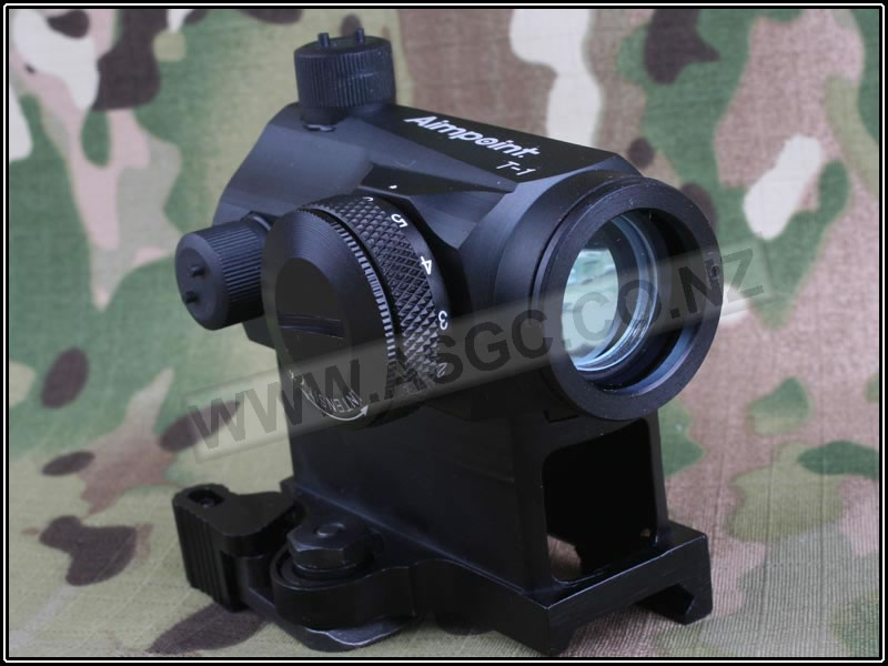 CM Tactical T1 Style QD Red Dot Sight