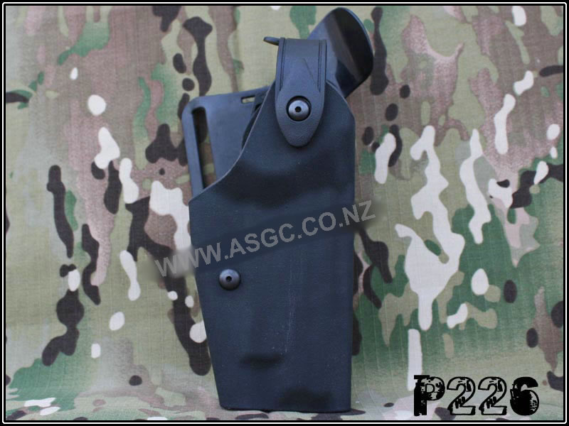 CM Safariland 6320 Holster Without Flashlight BK for P226