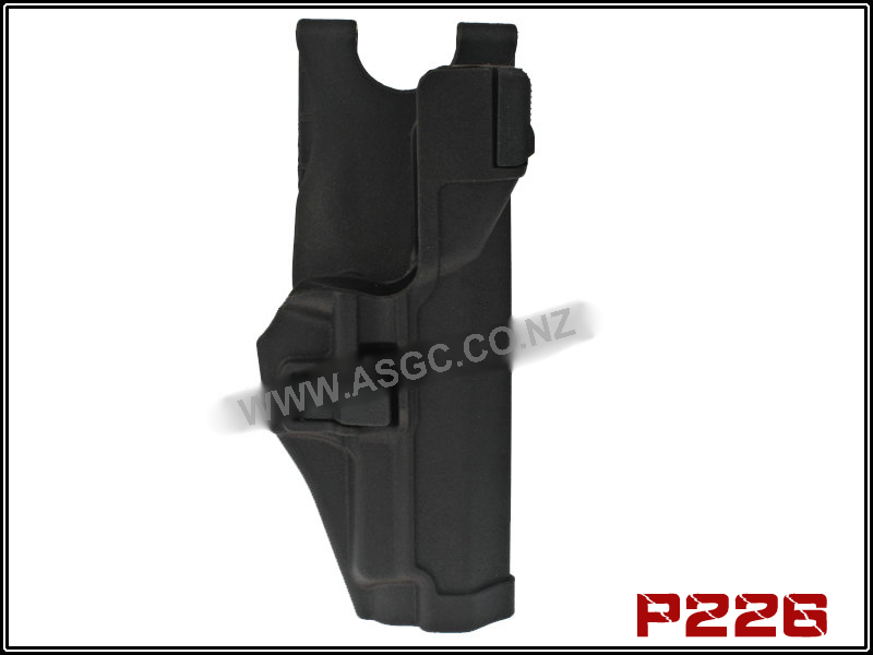CM SERPE Style Auto Lock Duty Holster For:P226
