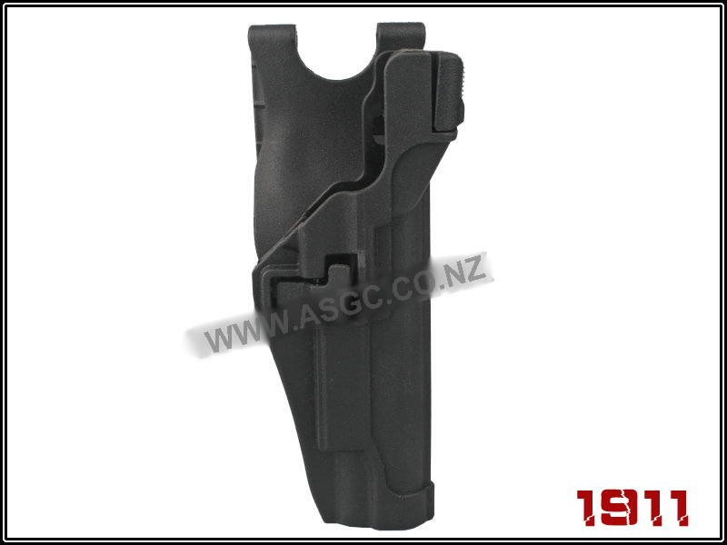 CM SERPE Style Auto Lock Duty Holster For:1911