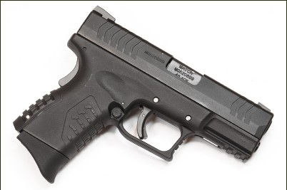 WE XDM Compact 3.8 GBB Pistol w/ Grip Cover&Backstrap (BK)