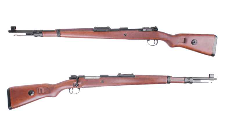 PPS Karabiner 98k Rifle (Gas Power, Real Wood)