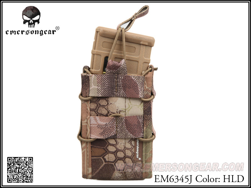 EMERSON Single Unit Magazine Pouch - MR/HLD
