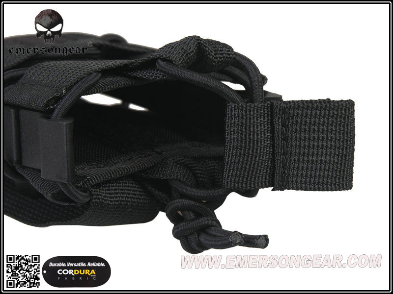 EmersonGear Single Unit Magazine Pouch/BK500D