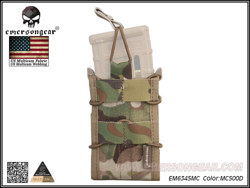 Emerson Gear Single Unit Magazine Pouch MC