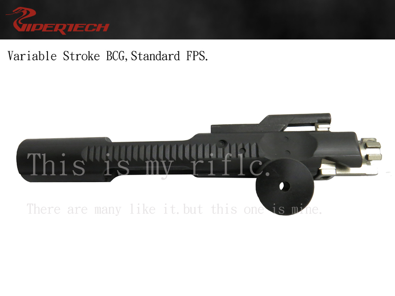 Viper Variable Stroke BCG, Standard FPS