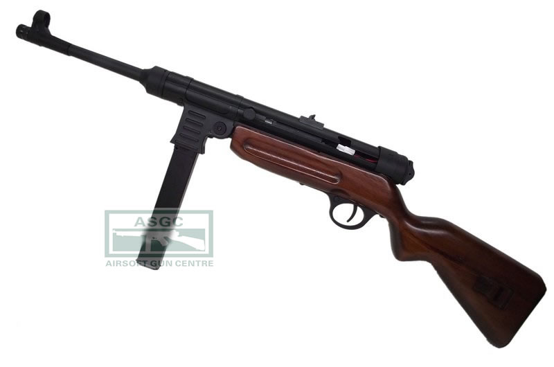 SRC MP-41 Electric Blow Back Rifle - Real Wood