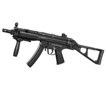 CYMA MP5A5 AEG Rifle with UMP Stock(Black)(CM-041)