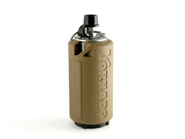 Airsoft Innovations Tornado Timer Grenade - Tan
