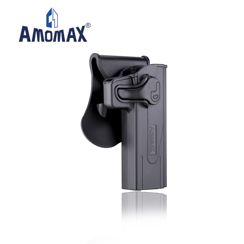 Amomax Tactical Quick Draw Holster for Hi-Capa 2011 - RH, BK