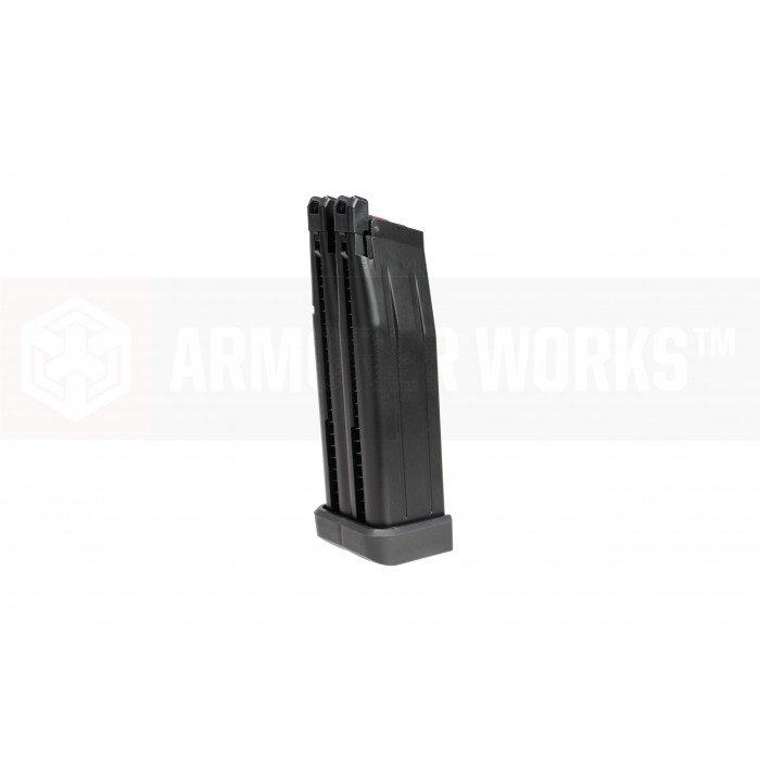 AW HXMG05 5.1 DOUBLE BARREL 60 RDS GAS MAGAZINE