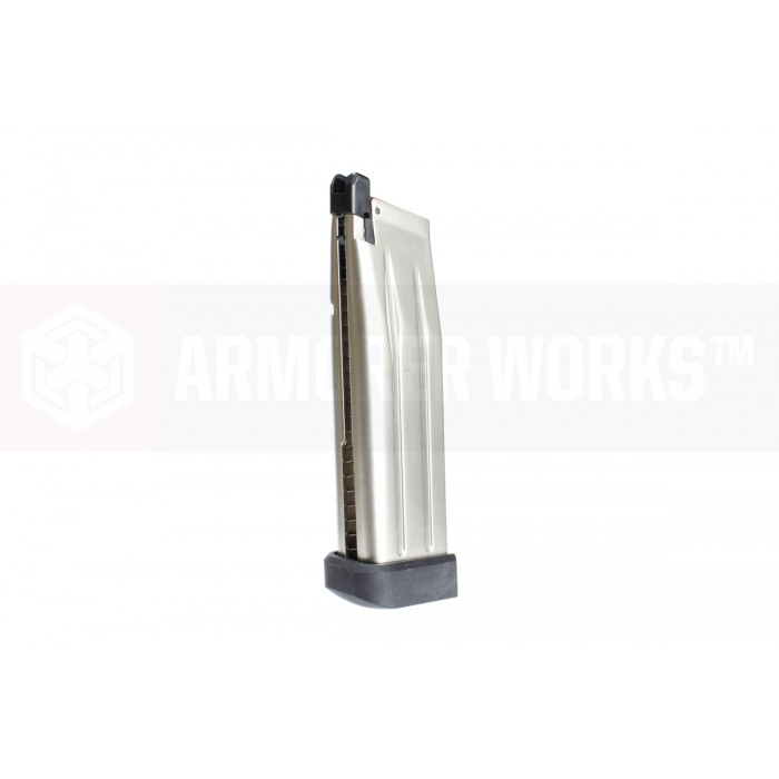 AW HiCapa HXMG06 5.1 GAS MAGAZINE - SILVER