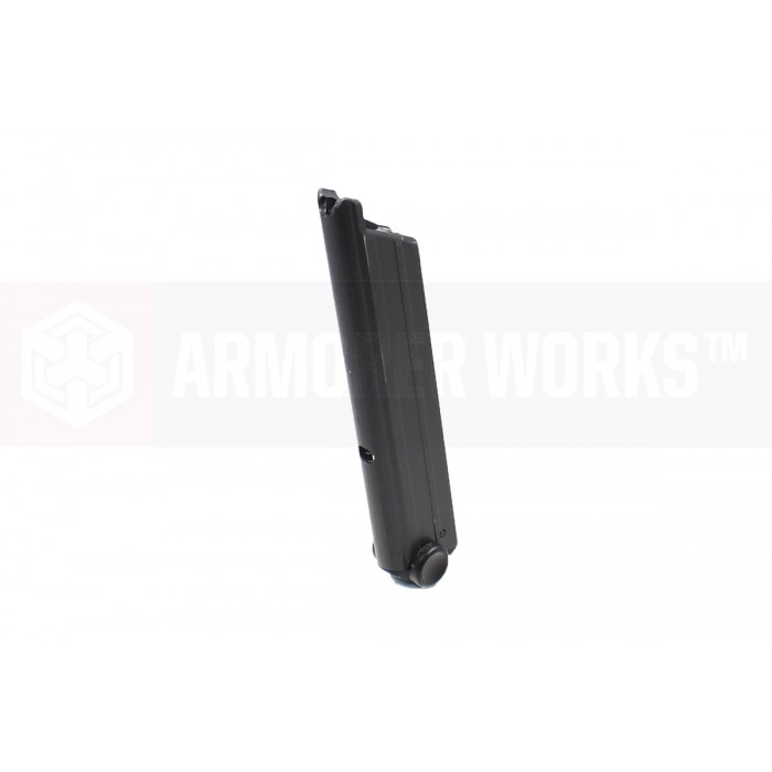 Armorer Works A180 Blaster / Luger Series 15rd Gas Magazine