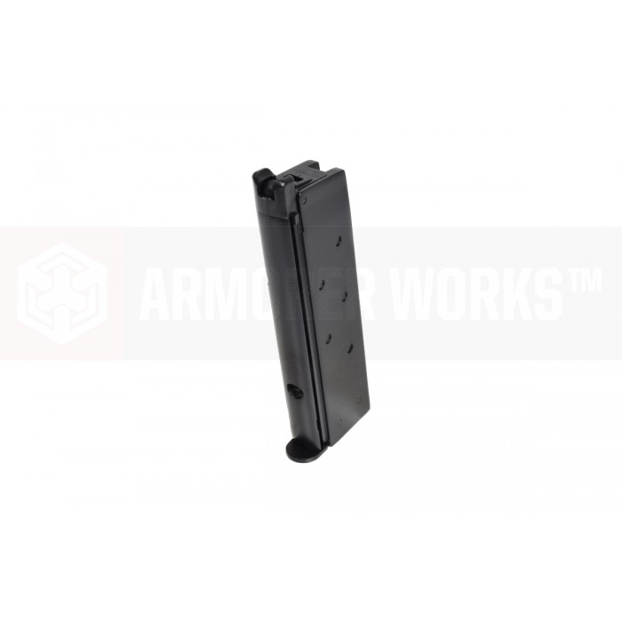 AW NE / 1911 Series 15rd Single Stack Magazine - Black