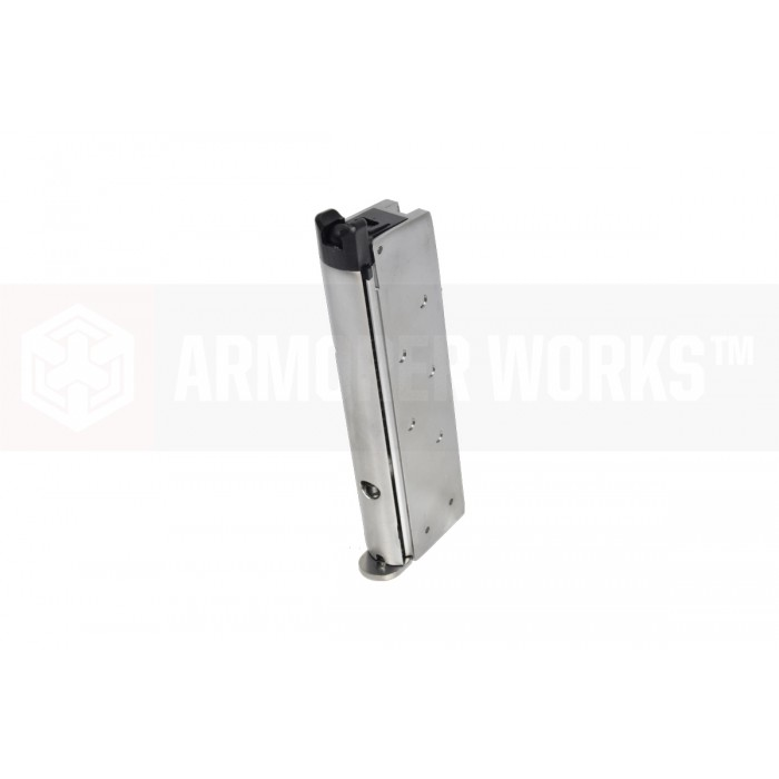 AW NE / 1911 Series 15rd Single Stack Magazine - Silver