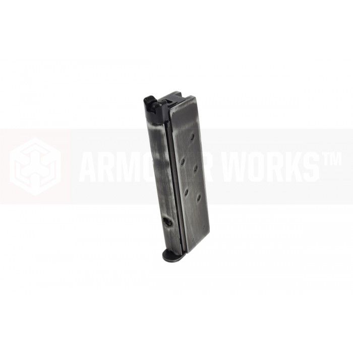 AW NE / 1911 Series 15rd Single Stack Magazine - Weathered Black