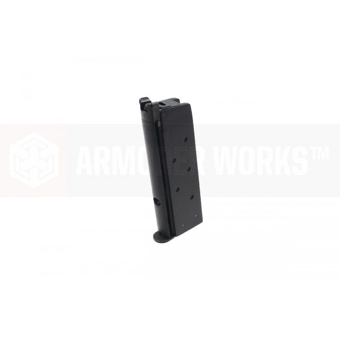 AW NE10 / Compact 1911 Series 13rd Single Stack Gas Magazine