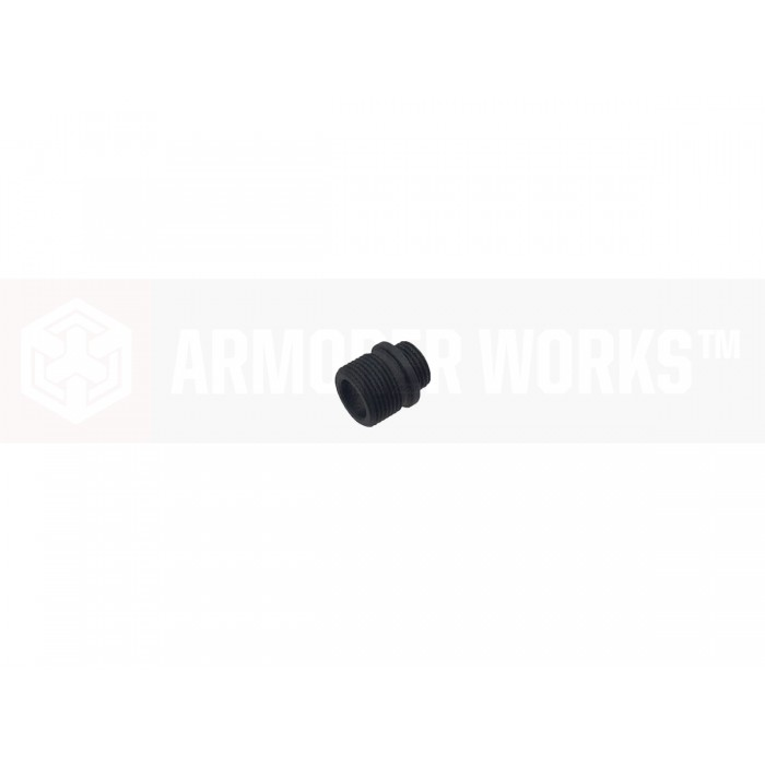 Armorer Works Thread Adaptor for +11mm to -14mm - Black
