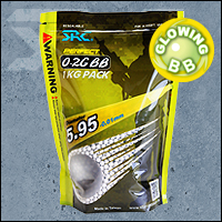 SRC 0.20g GLOWING PERFECT BB - 1KG Bag