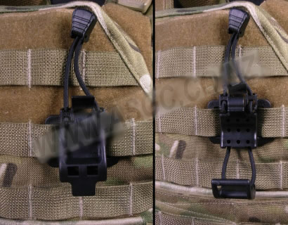GP Holder Kit Black For Airsoft