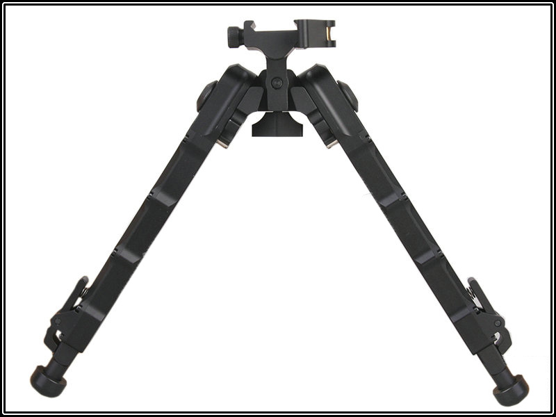 CM Accu-Tac Style LR10 Adjustable Bipod - Picatinny Type