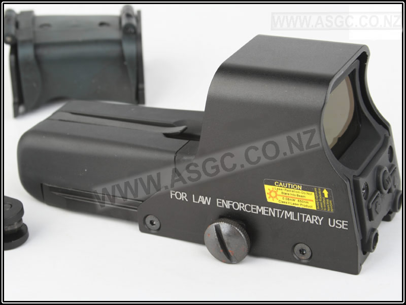 CM 552 Replica Red Dot Sight - Black