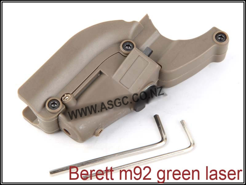 CM Green Laser Device for M92 Series(DE)