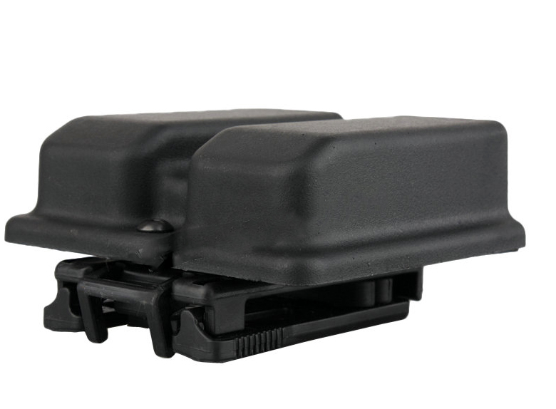 CM Blade Tech Style Double Magazine Pouch for P226 Type Mags