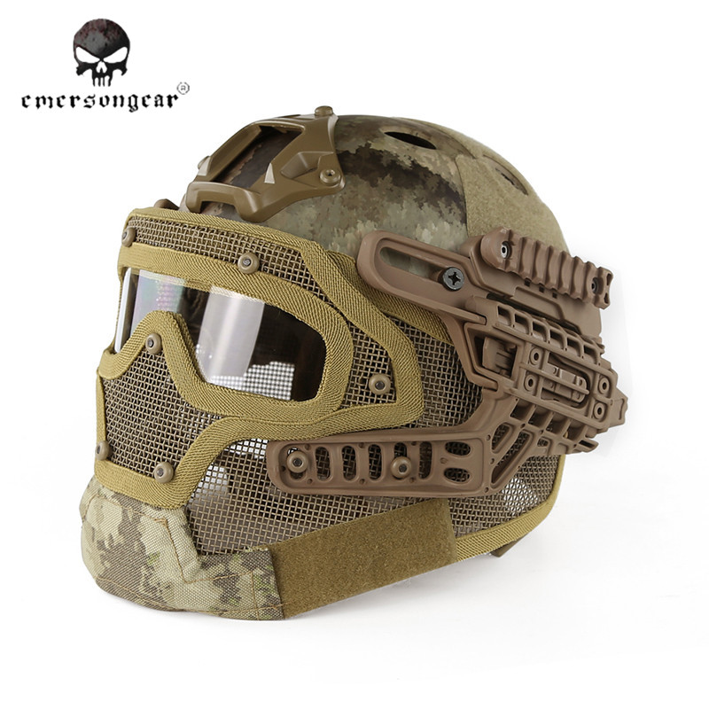 Emerson G4 System PJ Helmet & Full Face Mask System - AT
