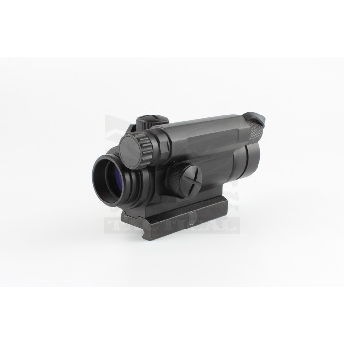 Black Owl Gear SSR0401 Comp M4 Style CCO Reflex Sight - Black