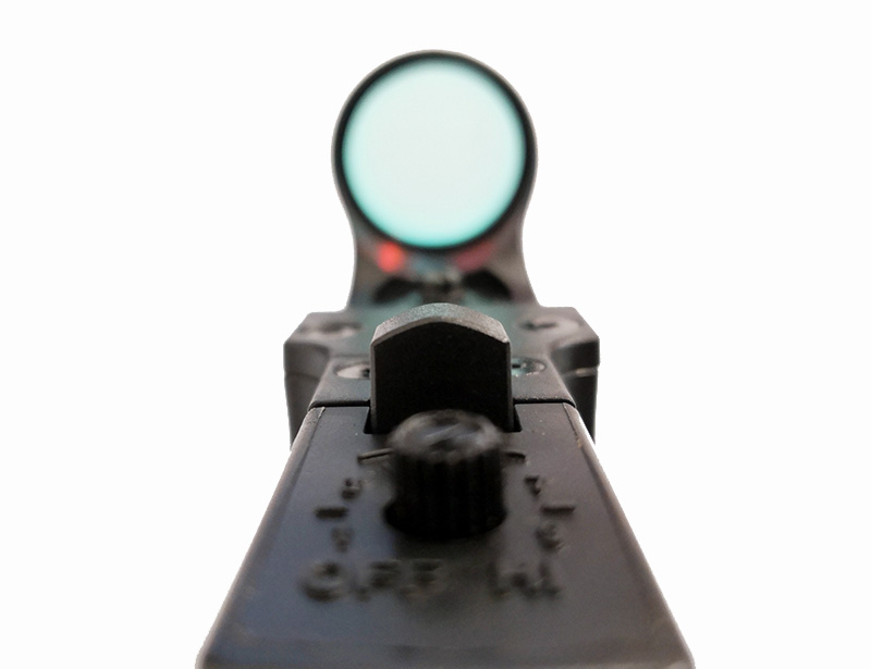 Black Owl Gear SSR0901 Cmore Style Reflex Sight & Hi-Capa Mount