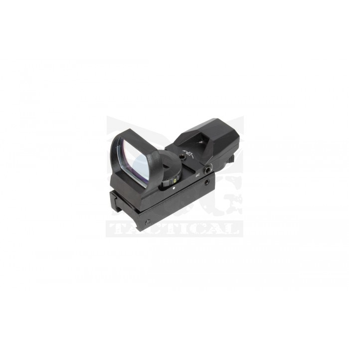 Black Owl Gear SSR1501 4-Reticle Quick Reflex Sight - BK