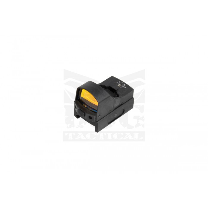 Black Owl Gear SSR1602 MRDS MIni Red Dot Sight - BK