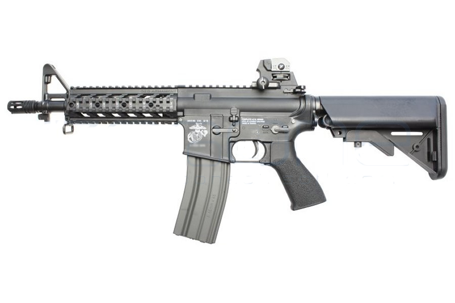 G&G Combat Machine CM16 Raider AEG Electric Rifle - Black
