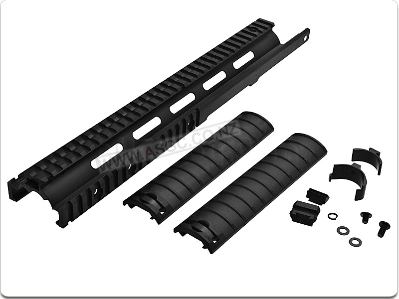 CYMA RAS Fore Handguard with Sight Support for M14