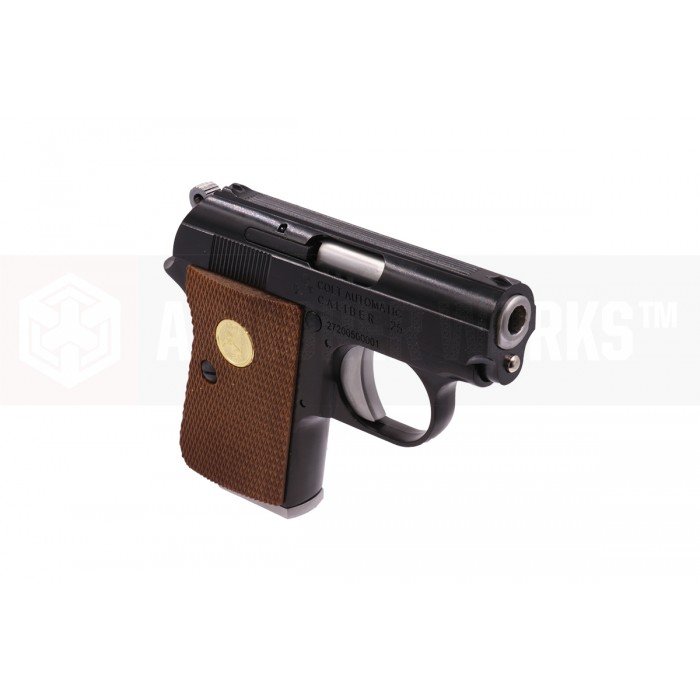 Cybergun Licensed Colt Junior 25 GBB - BK - Smallest GBB Pistol!