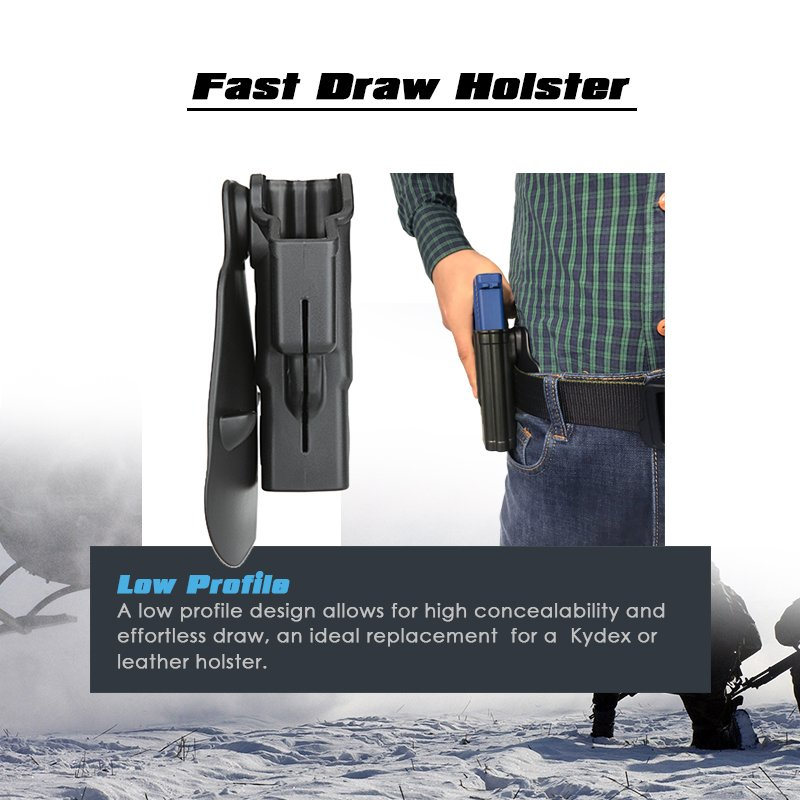 Cytac Tactical Fast Draw Holster - WE / TM Glock Series