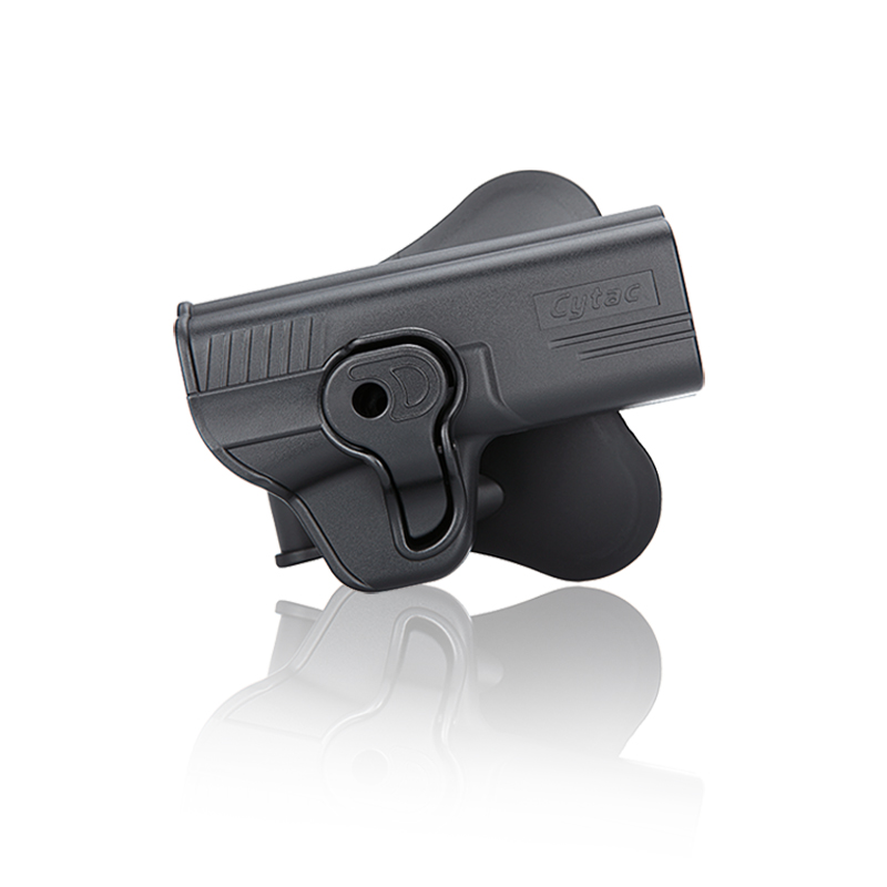 Cytac S&W M&P 9 G2 Tactical Paddle Holster